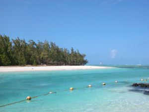 Insel Paradies Mauritius